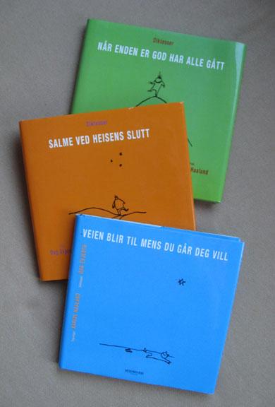 Morsomme diktbøker