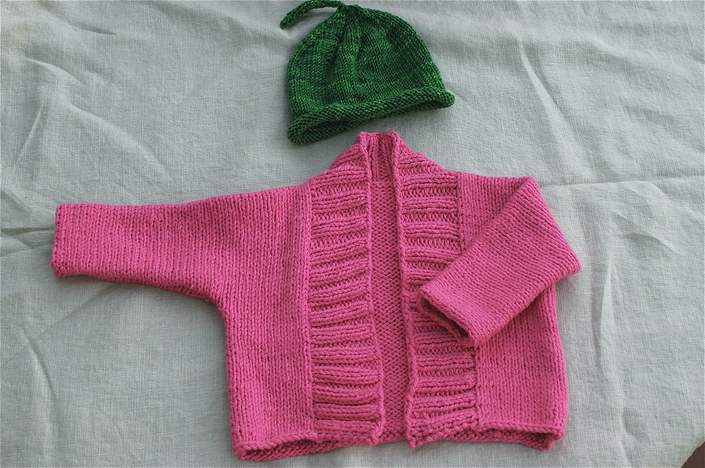 a sweater for Chloe