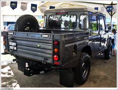 Land Rover Defender 110 Crew Cab 2.4cc Permanent 4x4 (sam4605) Tags: 4x4 cab samsung 4wd rover crew malaysia borneo land kotakinabalu sabah defender defender110 s760 sabahborneo sam4605