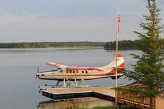 Plane 3 (North Star and North Haven Resorts) Tags: canada haven plane lunch corporate star fly fishing cabin five north lodge resort manitoba gourmet shore pike float northern spa luxury walleye sauna outpost