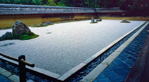 Ryoanji - Kyoto, Japan
