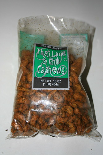 2009-03-23 - Trader Joe's Thai Lime and Chile Cashews - 01 - The bag
