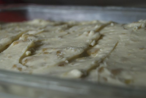 With Ginger Cream Cheese Frosting