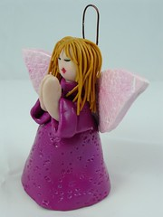 Angel DSC02481 (Creative Art Center) Tags: santa mushroom cane angel necklace handmade awesome creative wolke august jewelry line polymerclay fimo ornament clay mus sunflower bracelet earrings claus elegant ostern diseo bolacha chalks polymer weihnachtem arcillaspolimricas alkhymeia