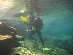 Chac Mool Cavern Diving