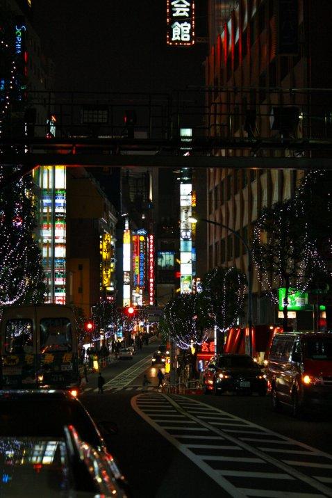 Tokio marraskuu 5