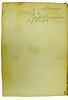 Manuscript note in Datus, Augustinus: Elegantiolae