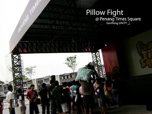 Pillow Fight 3