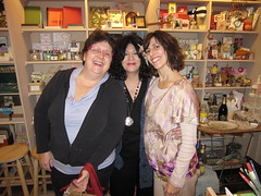 Marlene, Mom and Nancy!