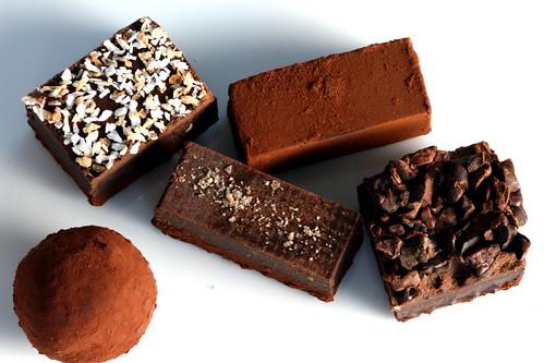 Neo Cocoa truffles