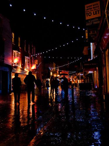 Canterbury street scene