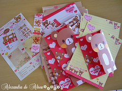 Letter set My Little Bear
