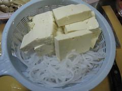 豆腐と春雨