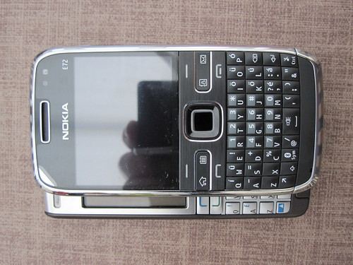 Nokia e72s -vs- e61i (size difference)
