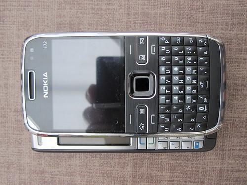 Nokia e72s -vs- e61i (size difference)