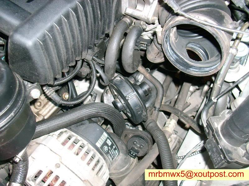 CCV(Crankcase/Oil Seperator Fixed!!! w/Pics!!! - Xoutpost com