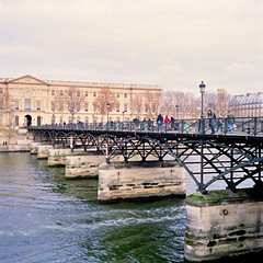 il ponte delle arti (luca.sartoni) Tags: paris livia pontdesarts liviaiacolare liviacolare