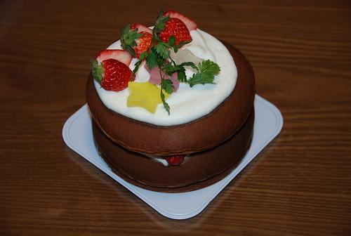 どら焼きケーキ