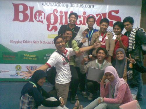 Serunya Blogilicious de Surabaya