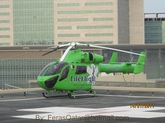 -   Life Flight of HMC - Qatar (Feras.Qadoura) Tags: life hospital flight hamad hmc doha qatar