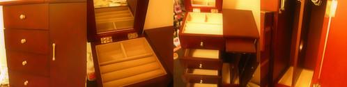 new jewllery box
