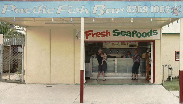 Pacific Fish Bar