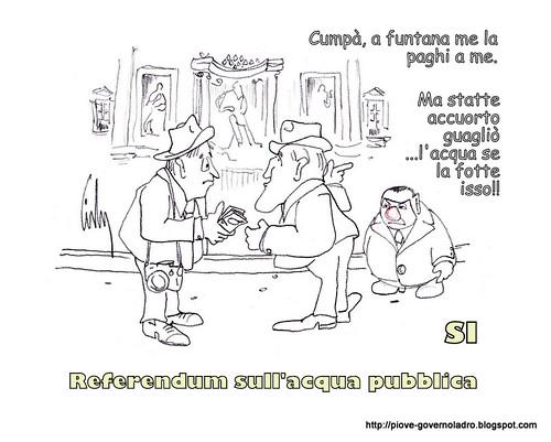 Referendum Acqua - TotòTruffa2011 by Livio Bonino