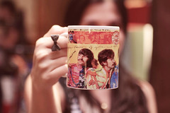 All my loving (Natlia Viana) Tags: caf rock beatles msica caneca natliaviana allmyloving renanviana