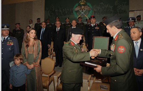 Jordan Armed Forces Ceremony
