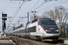 TGV Sud Est 27 en UM (SylvainBouard) Tags: train railway sncf tgvsudest