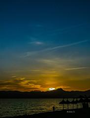 Memories.... (achim-51) Tags: sonnenuntergang sunset mallorca spanien espana dmcg5 panasonic lumix