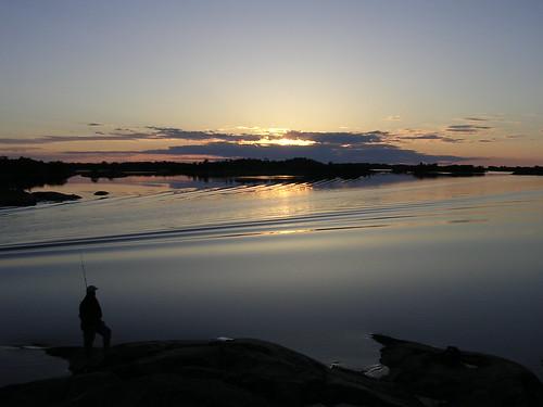 Po žvejybos