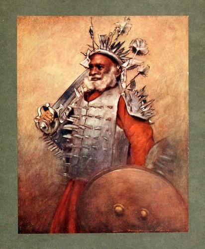 015- Guerrero de Rewa-The people of India 1910