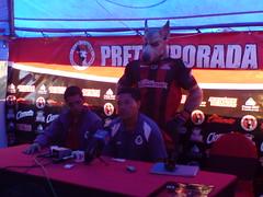 Conferencia de Prensa Tijuana Chivas1