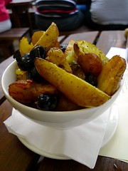 Posh chips from the Sloaney Pony