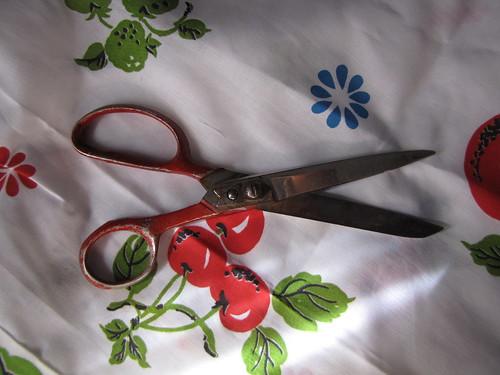 my scissors