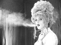 hostess_01 (Heather Renee) Tags: fetish capri heather smoking transgender more transvestite crossdresser 120s