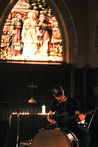 Timber Timbre—July 17, 2009 @ The Church of the Redeemer