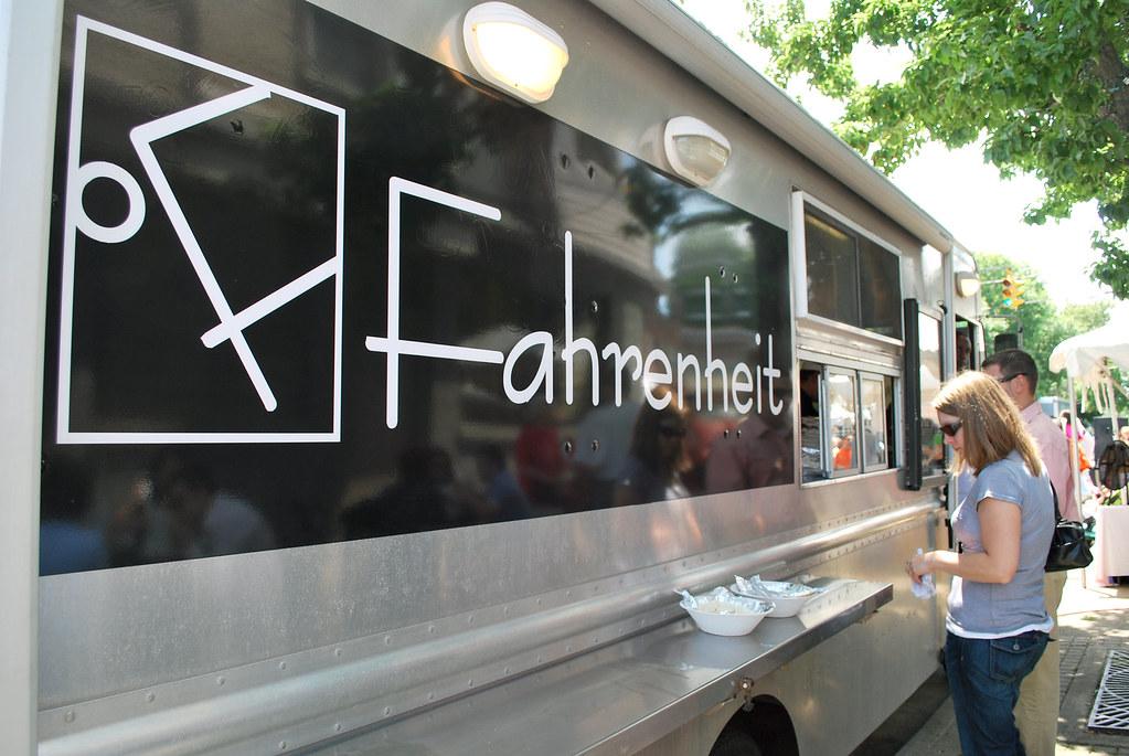 Fahrenheit Taco Truck