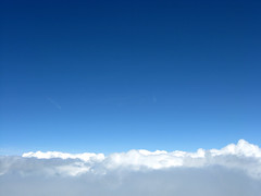 above the clouds (Andy dot Moore) Tags: mountains clouds aiguilledumidi europeanadventure