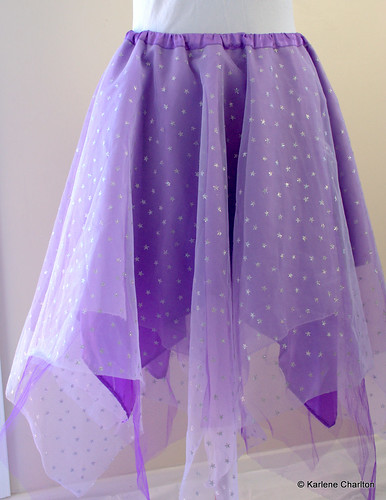 Basic fairy skirt