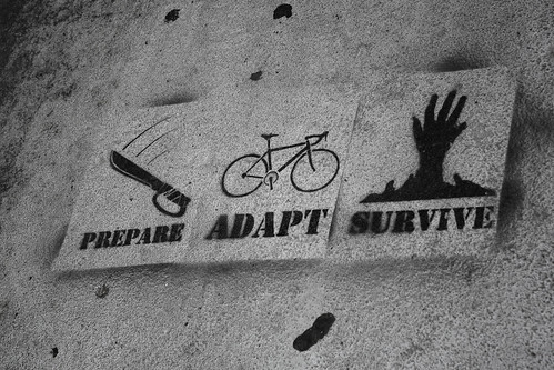 Prepare, Adapt, Survive by matthileo, on Flickr