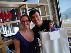 BC Cancer Foundation's Rebecca & Raul