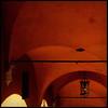 burning down ... (rita vita finzi) Tags: light lamp lines architecture twilight colours curves arches ferrara tones cotto archi differenteyes scalone piazzamunicipale explore2009 differenteyesbutsamevision