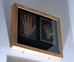 The hand of the Childe of Hale