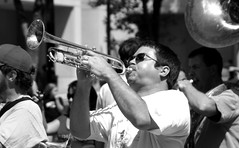 (Rachel Ann Photography) Tags: music protest trumpet madison protesters wisconson madisonwisconson