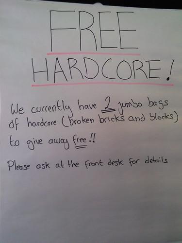 Free hardcore!