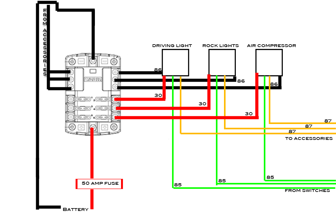 3776007836_fe9b3005e8_o fuse block wiring diagram typical rv wiring diagram fuse block blue sea fuse box install at bakdesigns.co