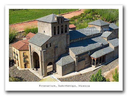 Pirenarium, Sabiñánigo