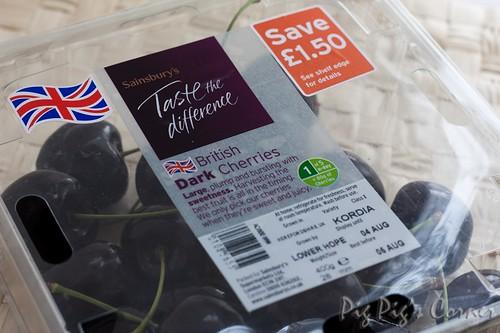 British Kordia Dark Cherries